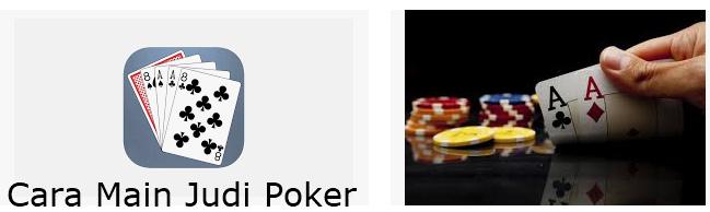 Cara Main judi kartu poker Sbobet online